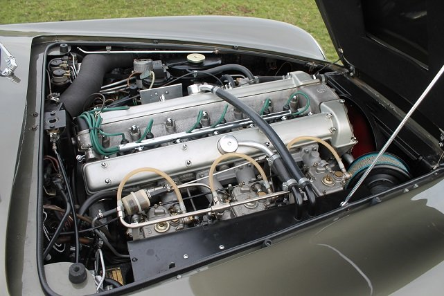 1968 DB6 Mk1 Vantage Sales Demonstrator for Aston Martin Lagonda For Sale (picture 6 of 6)
