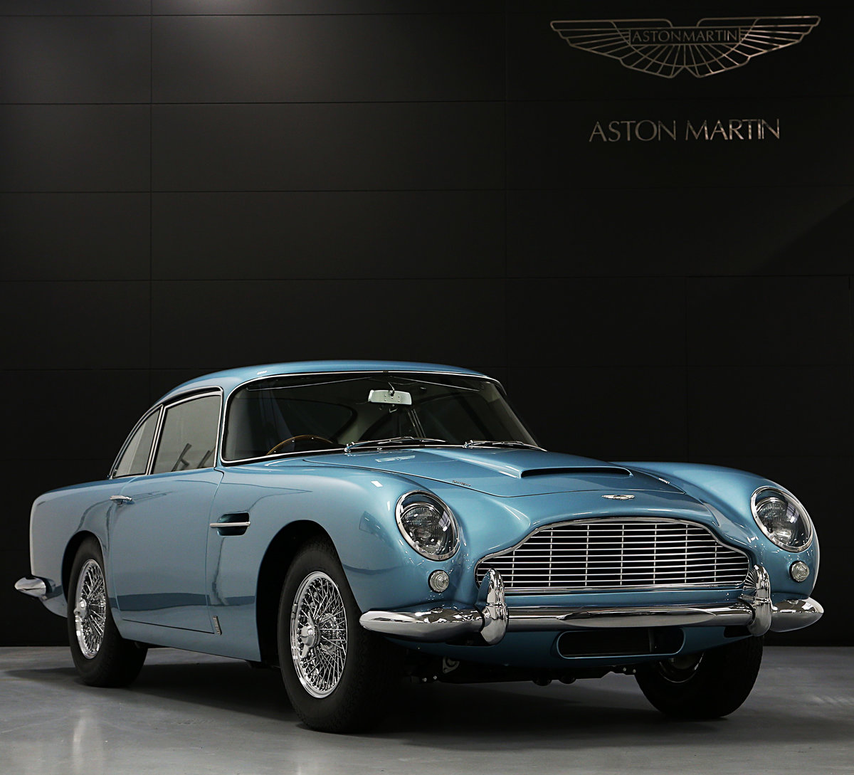 1964 Absolutely Unique Aston Martin DB5 For Sale (picture 1 of 6)