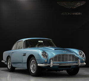Absolutely Unique Aston Martin DB5