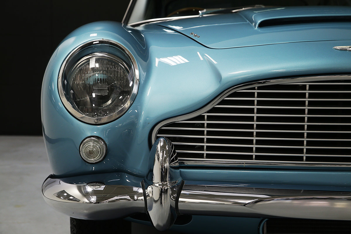 1964 Absolutely Unique Aston Martin DB5 For Sale (picture 4 of 6)