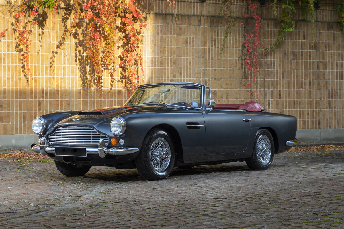 1962 Aston Martin DB4C For Sale (picture 1 of 12)