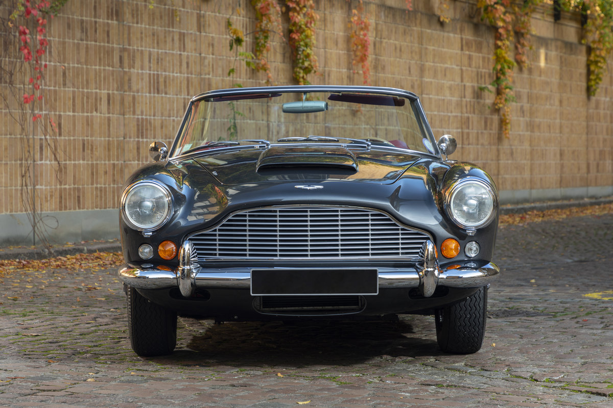 1962 Aston Martin DB4C For Sale (picture 2 of 12)