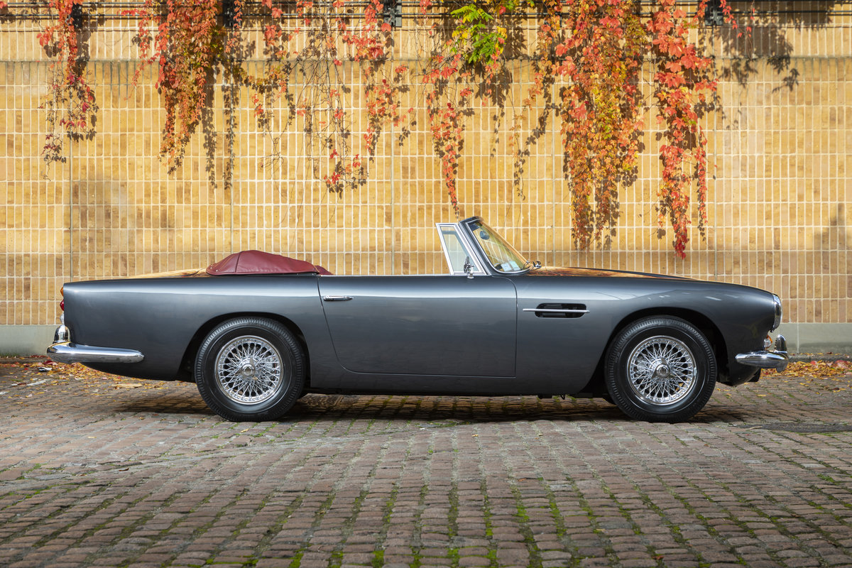 1962 Aston Martin DB4C For Sale (picture 3 of 12)