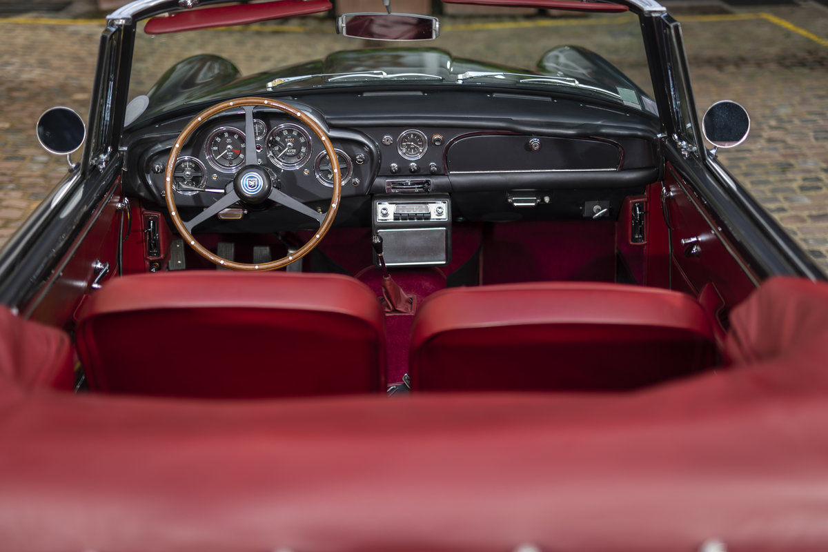 1962 Aston Martin DB4C For Sale (picture 4 of 12)