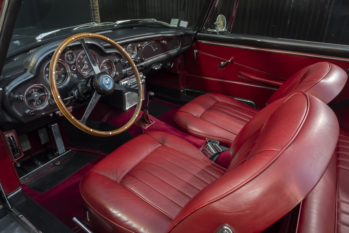 1962 Aston Martin DB4C For Sale (picture 5 of 12)