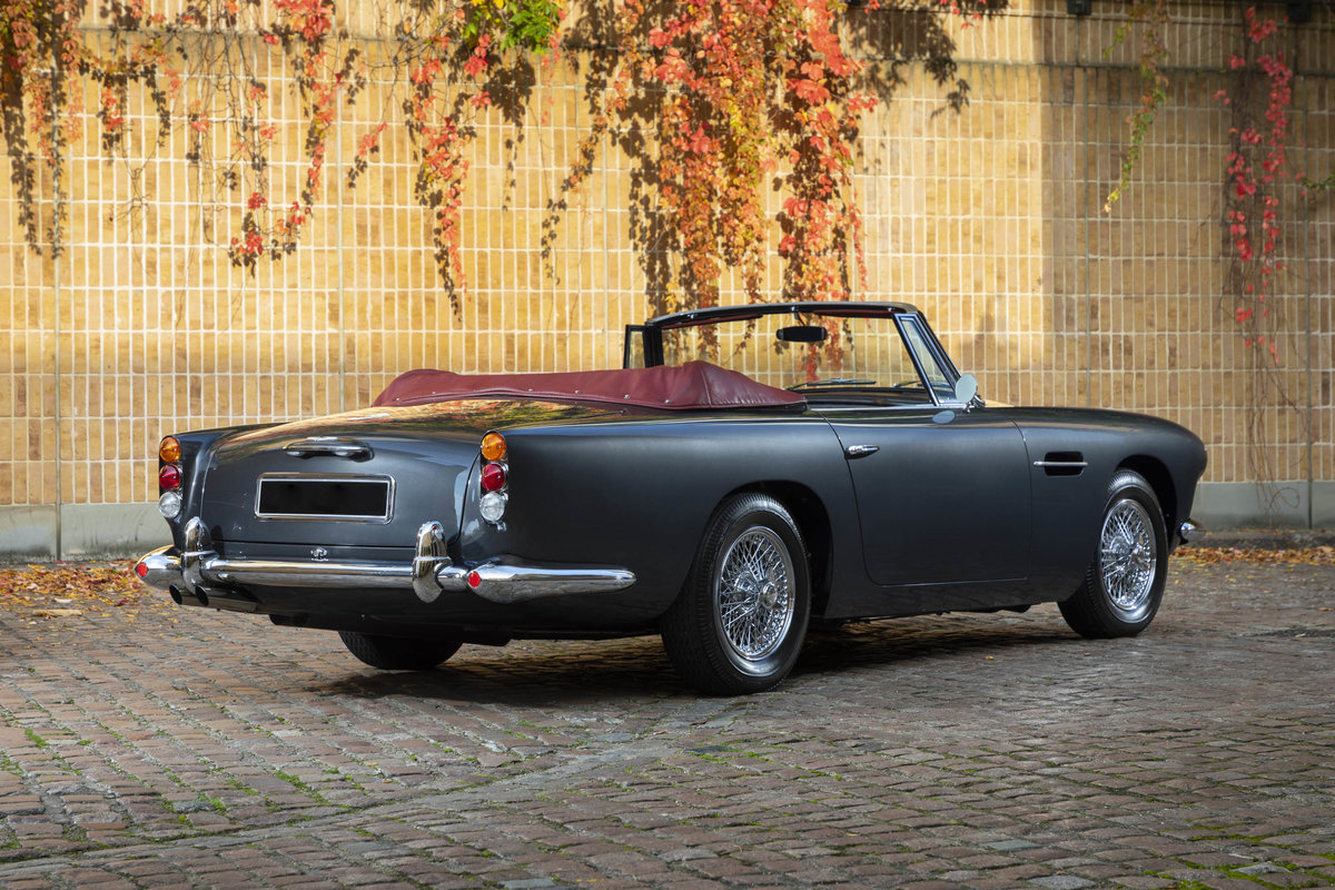 1962 Aston Martin DB4C For Sale (picture 7 of 12)
