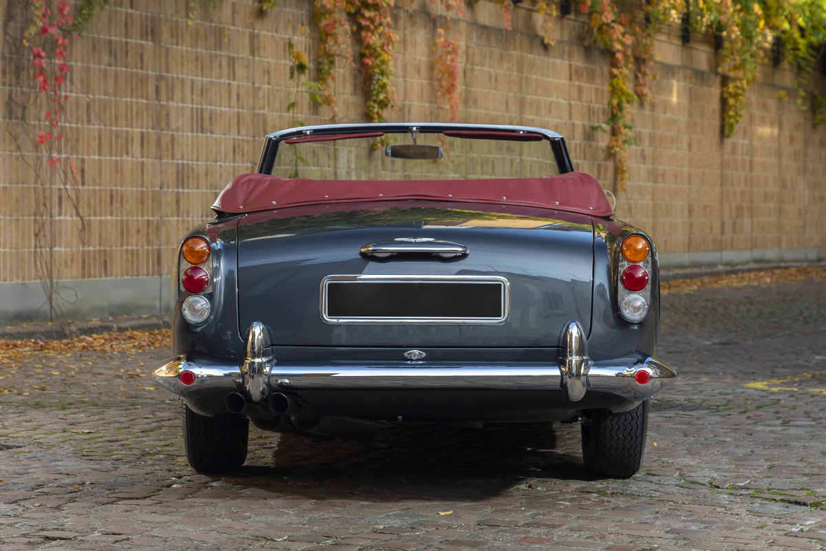1962 Aston Martin DB4C For Sale (picture 8 of 12)