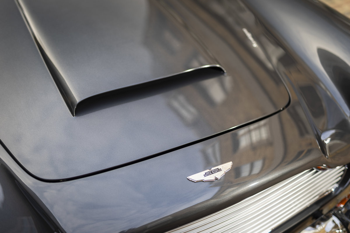 1962 Aston Martin DB4C For Sale (picture 10 of 12)
