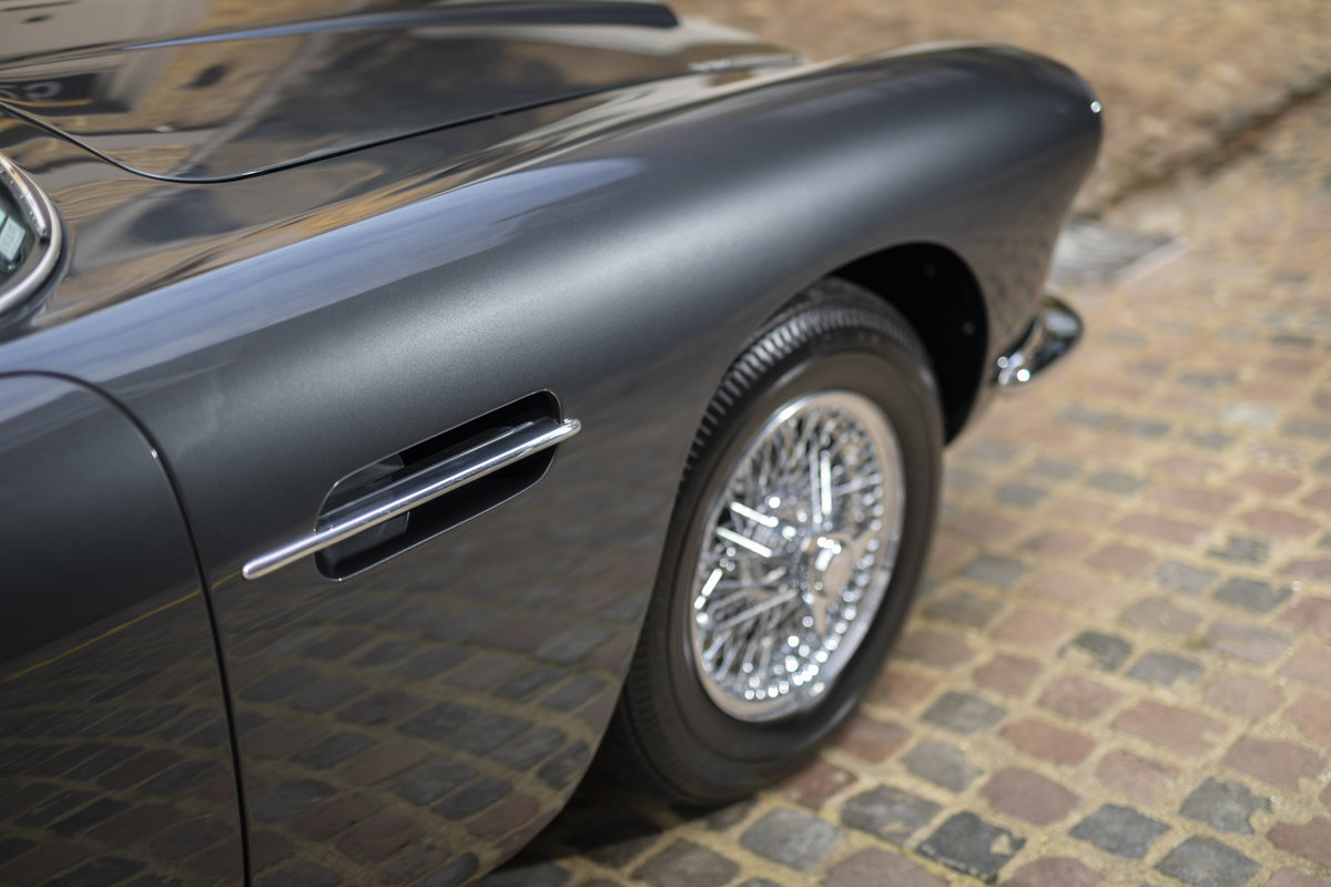 1962 Aston Martin DB4C For Sale (picture 11 of 12)