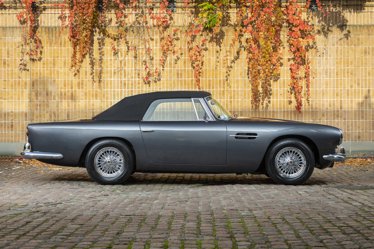1962 Aston Martin DB4C For Sale (picture 12 of 12)