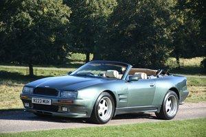 1995 Aston Martin Virage 5.3 Volante Wide Body