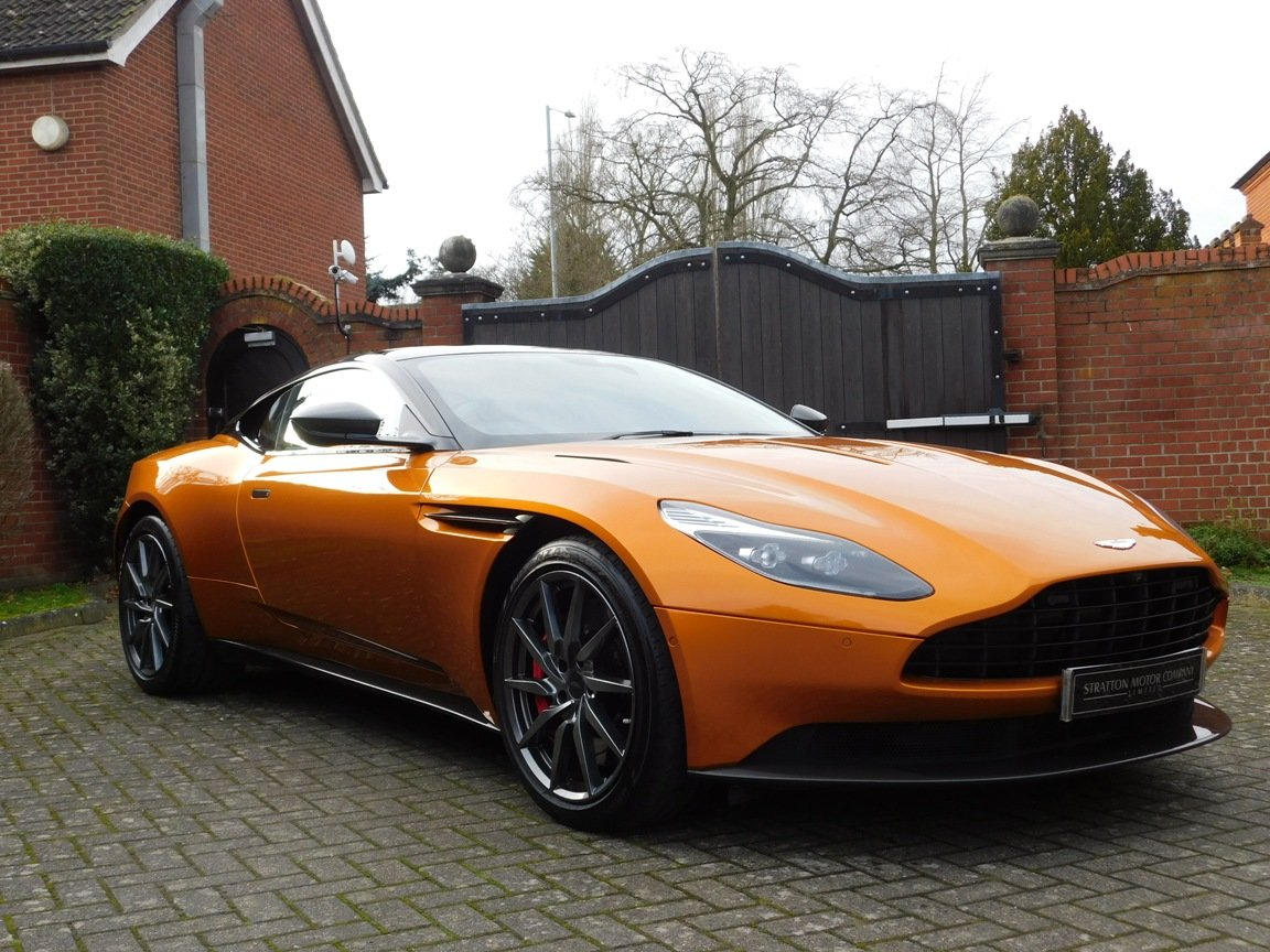 2016 Aston Martin DB11 5.2 Litre V12 Coupe For Sale (picture 1 of 20)
