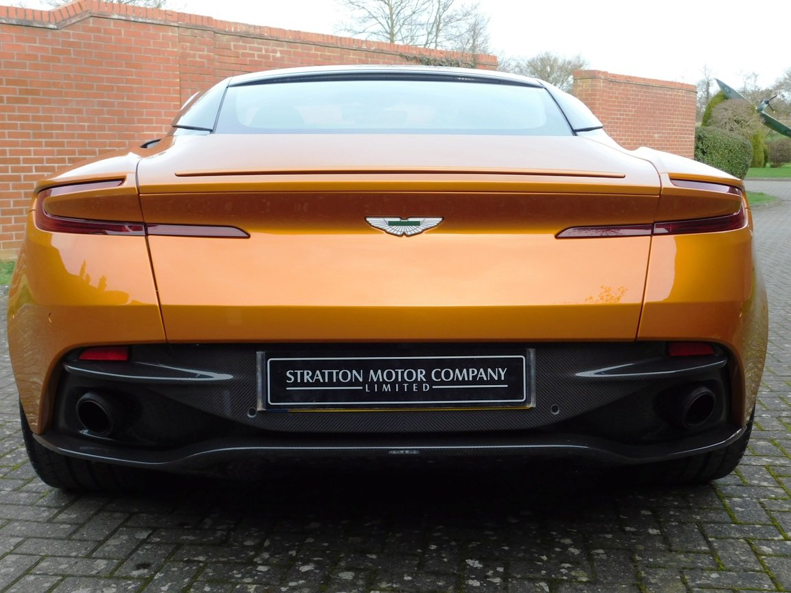 2016 Aston Martin DB11 5.2 Litre V12 Coupe For Sale (picture 5 of 20)