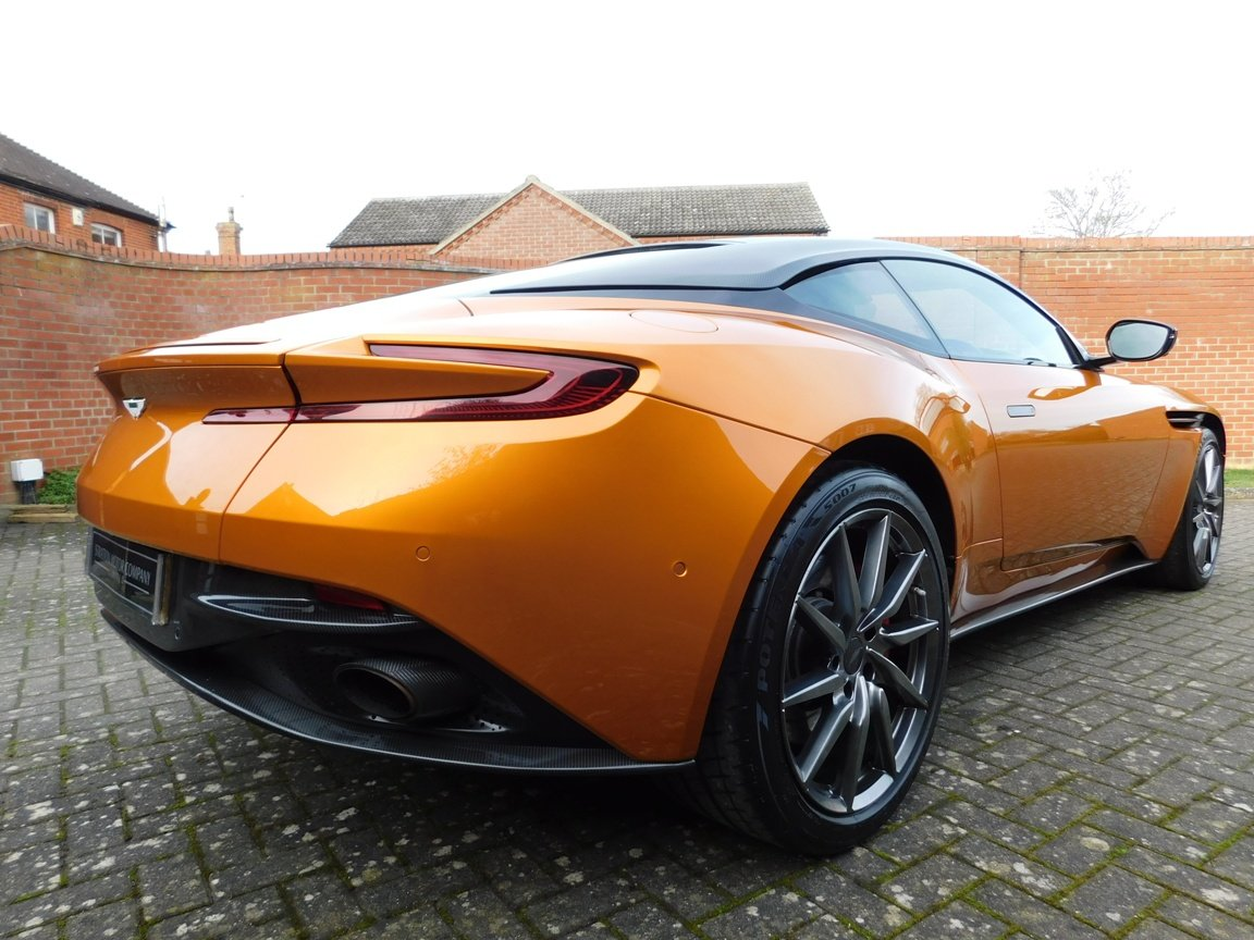 2016 Aston Martin DB11 5.2 Litre V12 Coupe For Sale (picture 7 of 20)