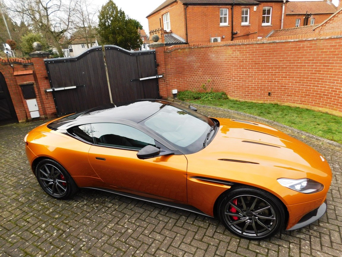 2016 Aston Martin DB11 5.2 Litre V12 Coupe For Sale (picture 9 of 20)