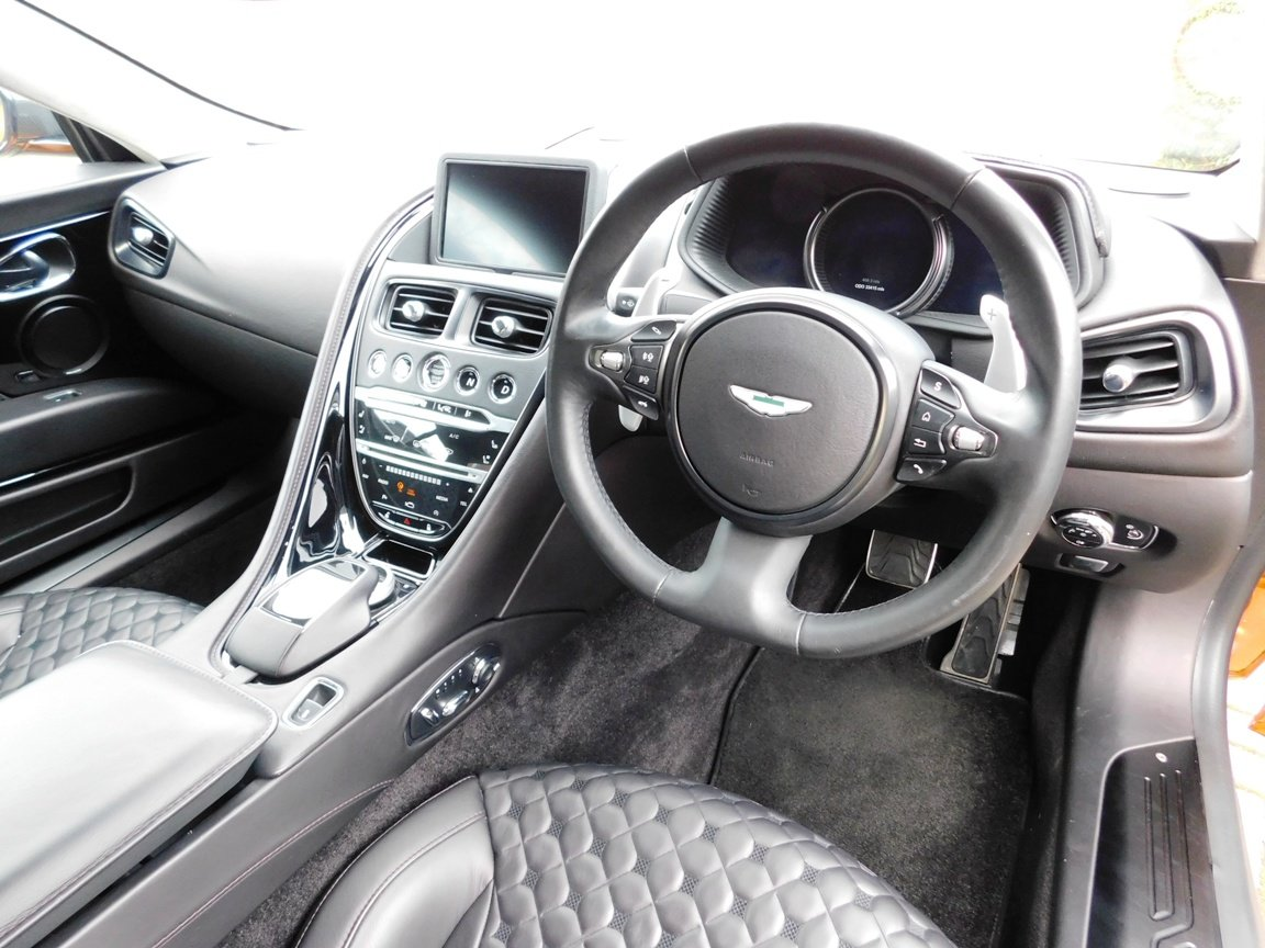2016 Aston Martin DB11 5.2 Litre V12 Coupe For Sale (picture 10 of 20)