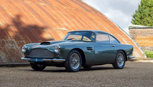 1961 Aston Martin DB4 Series 3 - Factory Demonstrator