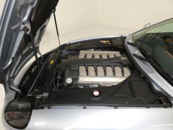 2001 Aston Martin DB7 Vantage Volante Convertible Auto For Sale (picture 4 of 6)