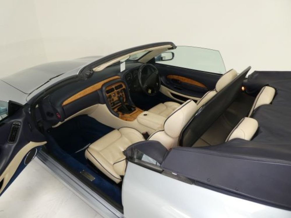 2001 Aston Martin DB7 Vantage Volante Convertible Auto For Sale (picture 6 of 6)