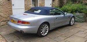 DB7 Vantage Volante. 57000 miles. FSH. 2003.