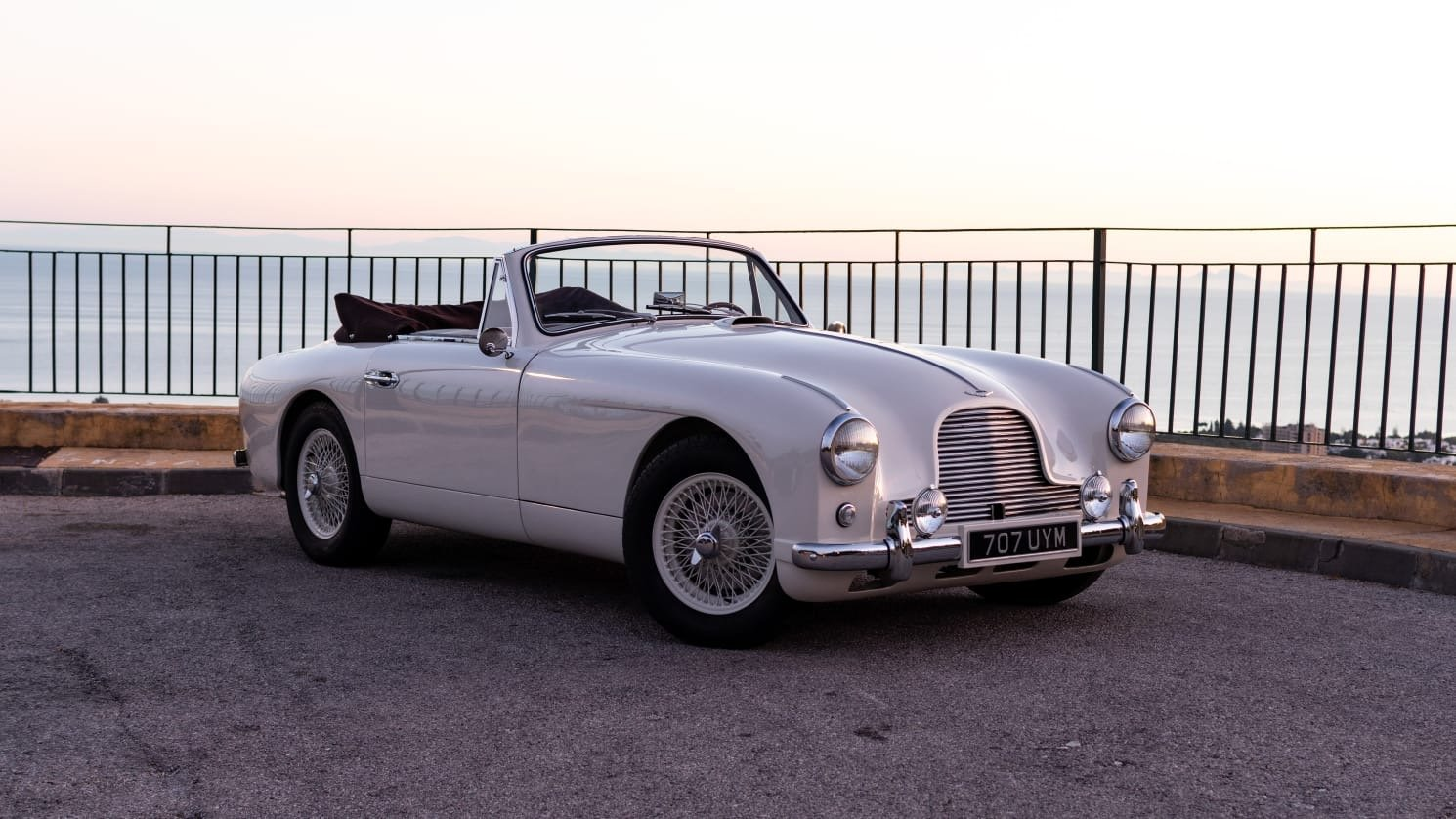 1954 Aston martin db2/4 mk i convertible For Sale (picture 1 of 6)