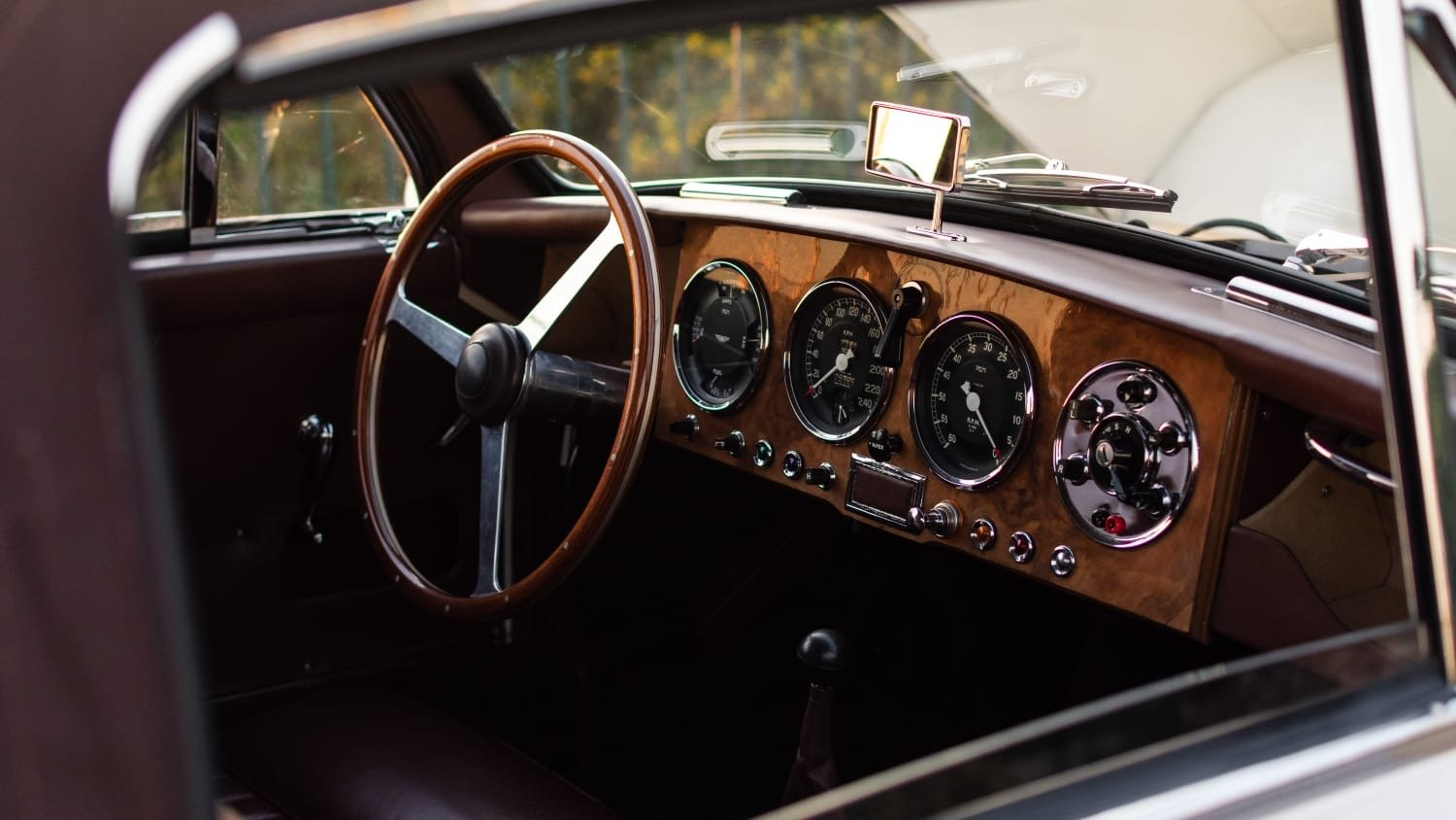 1954 Aston martin db2/4 mk i convertible For Sale (picture 3 of 6)