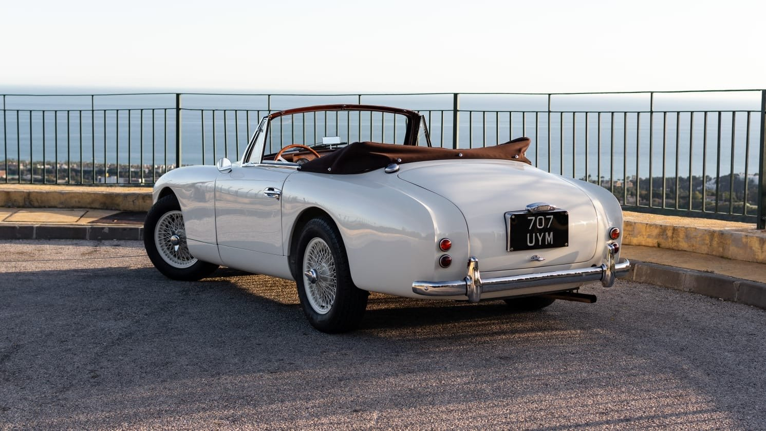 1954 Aston martin db2/4 mk i convertible For Sale (picture 4 of 6)