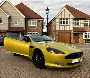Aston Martin DB9 V12 DBS
