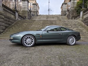 Picture of 1998 ASTON MARTIN DB7 i6 COUPE MANUAL SOLD
