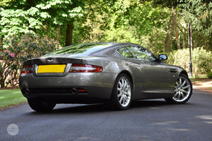 2005 Aston Martin DB9 Coupe For Sale