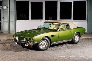 Aston Martin Volante Vantage 1979