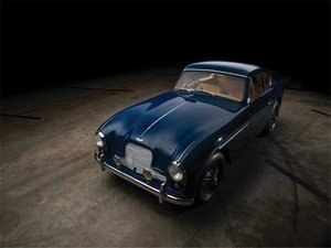 1955 Aston Martin DB 2/4 MkII = Rare + RHD coming soon