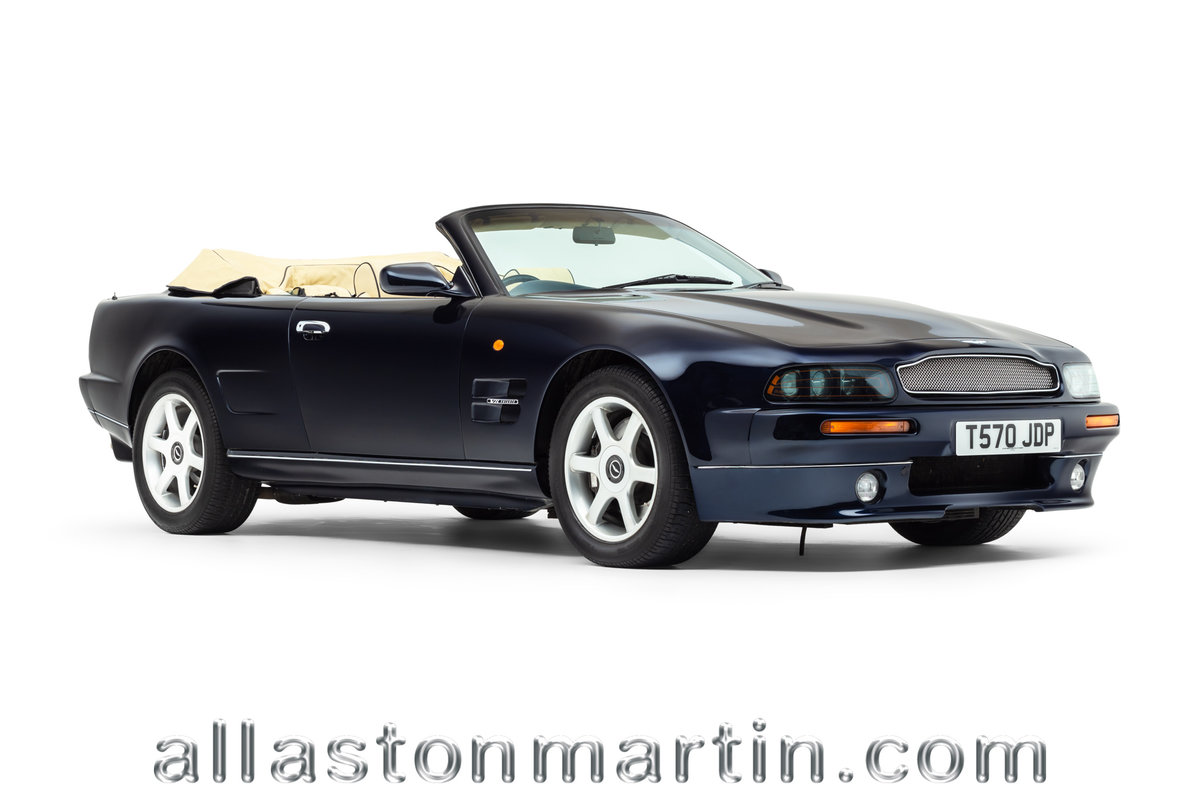 1999 Rare (1 of 64) Aston Martin V8 Long Wheelbase Volante For Sale (picture 1 of 6)