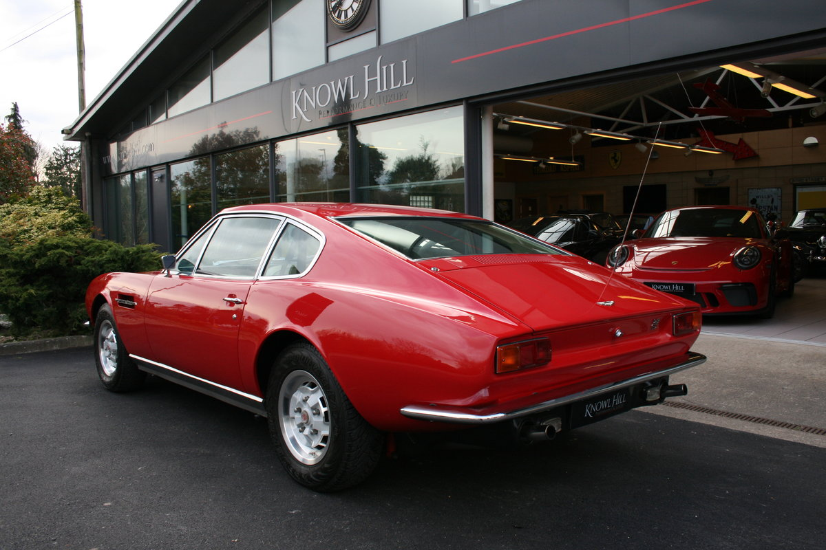 1971 Aston Martin DBS V8 For Sale (picture 3 of 6)