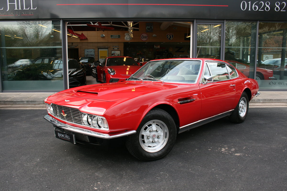 1971 Aston Martin DBS V8 For Sale (picture 4 of 6)