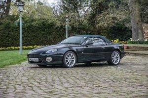 2004 Aston Martin DB7 Vantage Volante