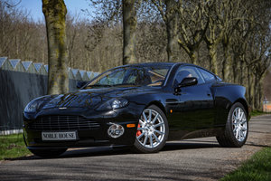 Aston Martin Vanquish S - extremely low mileage !
