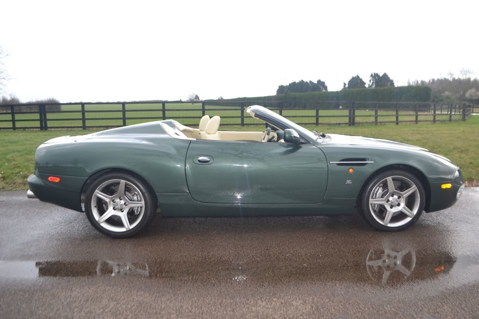 2003 Aston Martin Zagato AR 1 chassis number ONE For Sale (picture 2 of 6)