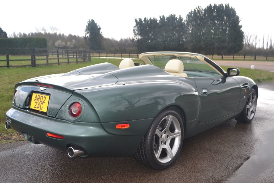 2003 Aston Martin Zagato AR 1 chassis number ONE For Sale (picture 3 of 6)