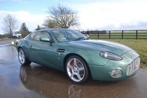 Picture of 2004 Aston Martin DB7 Zagato