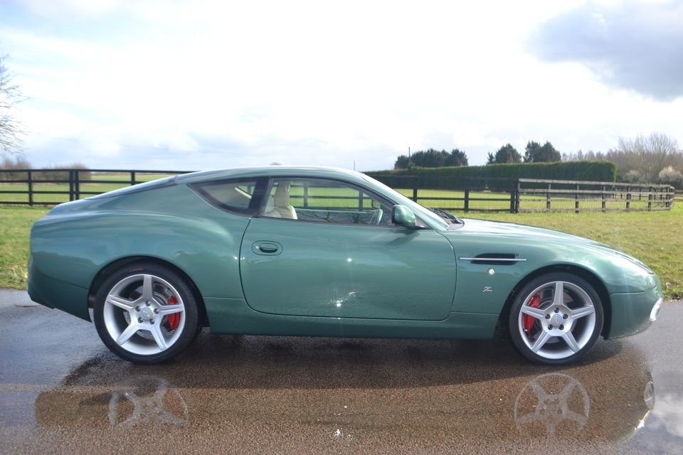 2004 Aston Martin DB7 Zagato For Sale (picture 2 of 6)