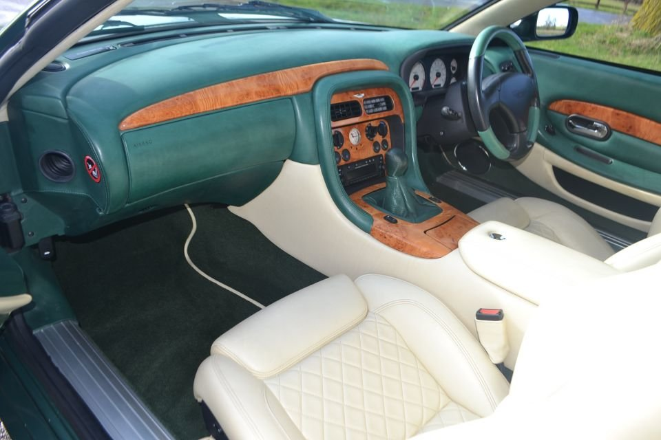 2004 Aston Martin DB7 Zagato For Sale (picture 4 of 6)