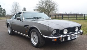 V8 Series 5, to 'Vantage' Spec