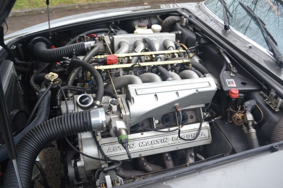 1987 V8 Series 5, to 'Vantage' Spec For Sale (picture 5 of 6)