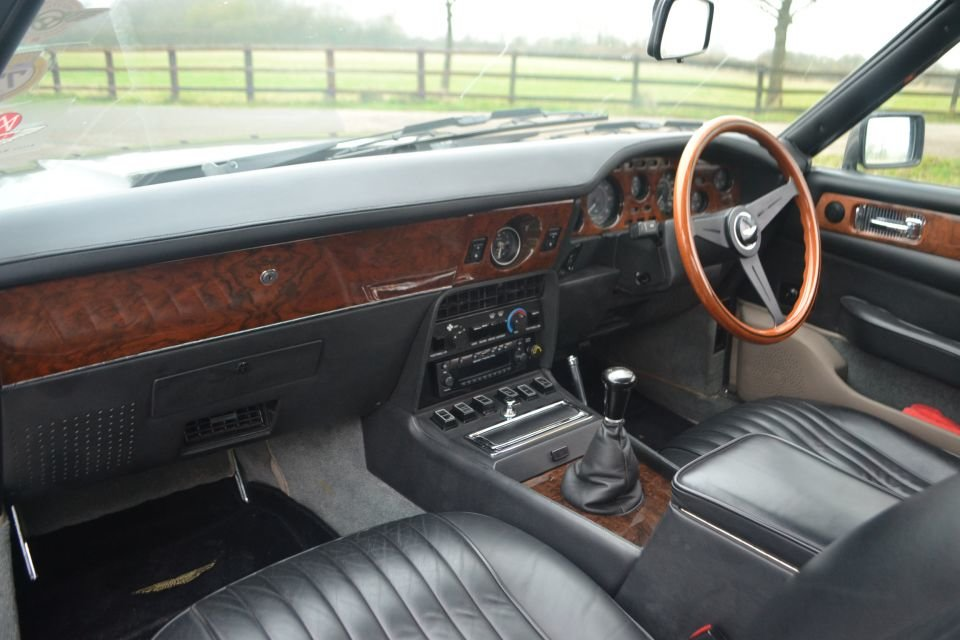 1987 V8 Series 5, to 'Vantage' Spec For Sale (picture 6 of 6)