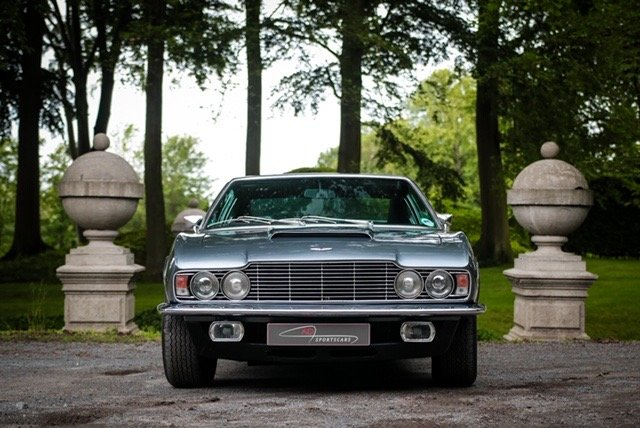 1971 Aston Martin DBS V8 For Sale (picture 1 of 6)
