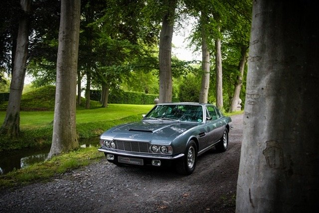 1971 Aston Martin DBS V8 For Sale (picture 6 of 6)