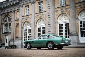 1962 Aston Martin DB4 III serie
