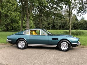 Aston martin V8 Series 111 , low mileage example