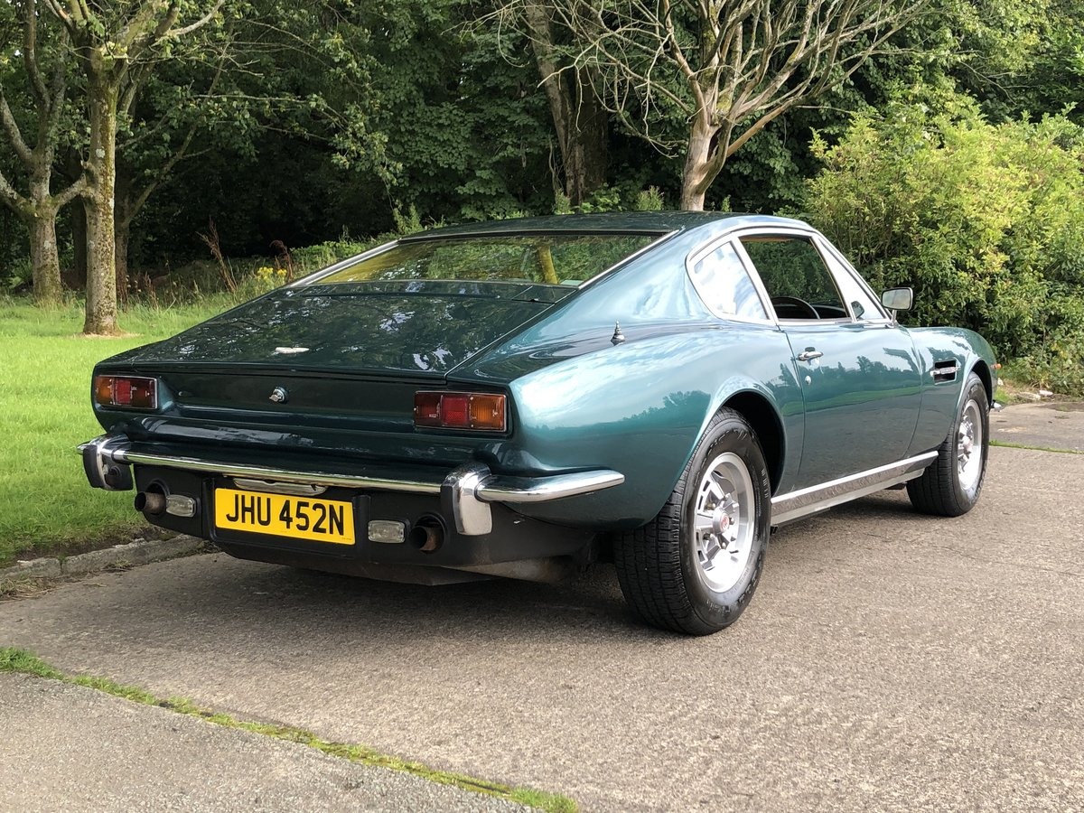 1974 Aston martin V8 Series 111 , low mileage example For Sale (picture 4 of 6)